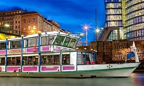 3.5-Hour Vienna Dinner Cruise