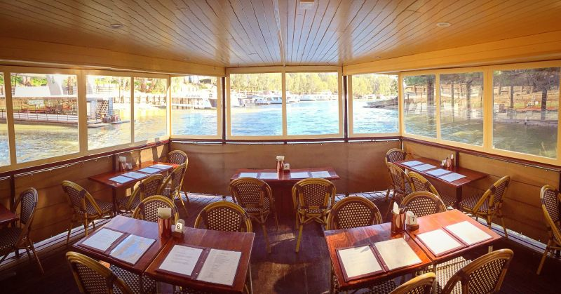 Murray River Lunch Cruise aboard PS Emmylou Paddlesteamer