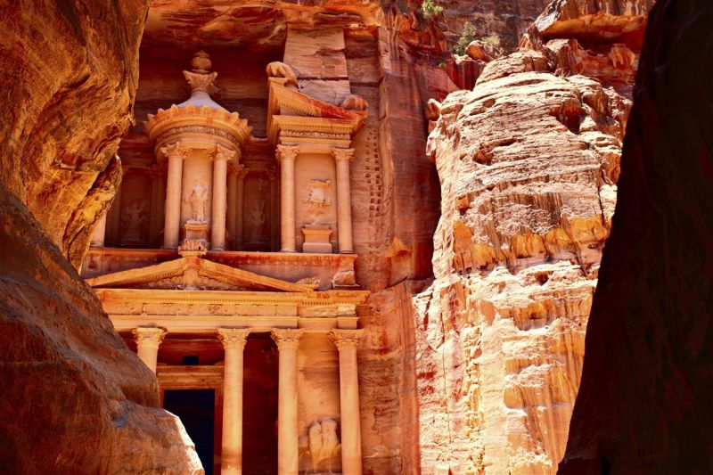 Petra Day Trip From Eilat