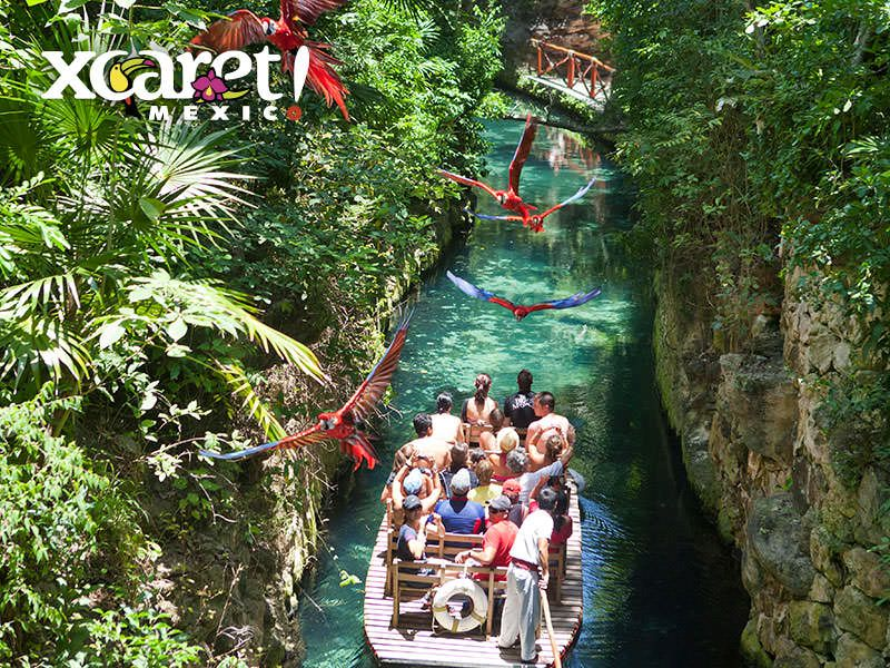Xcaret Ticket & Transfer