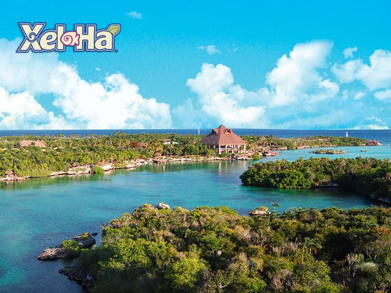 Xel Ha Ticket & Transfer: All-Inclusive Admission to Xel-Ha Park