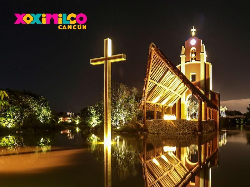 Xoximilco Cancun Ticket