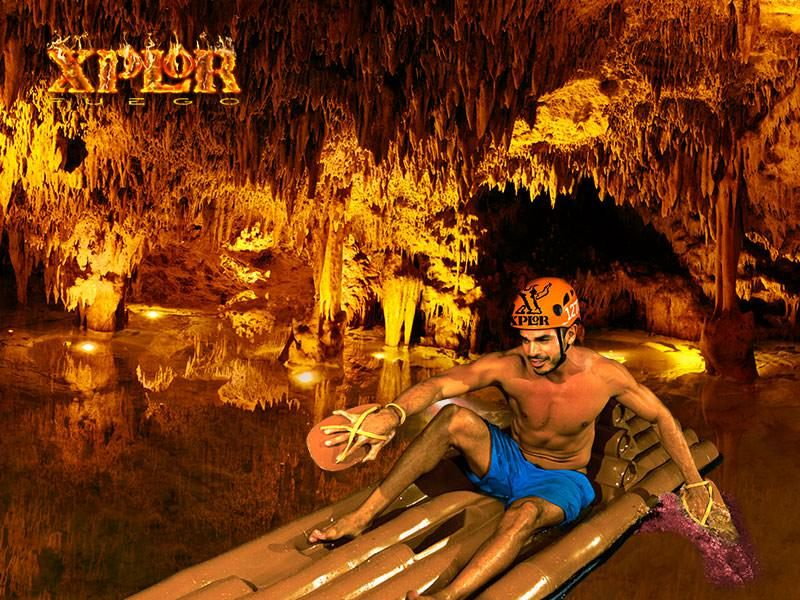 Xplor Fuego at Night Ticket & Transfer