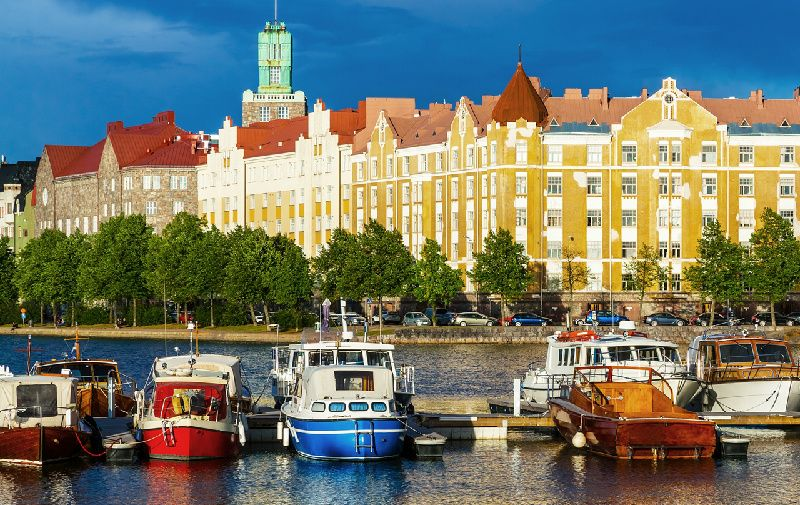 3-Day Helsinki City Break w/ Walking Tour + Foodie Experience