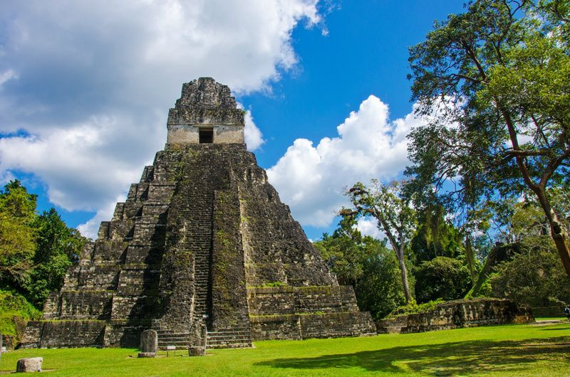 2-Day Mayan Ruins of Tikal and Yaxha Tour from Flores