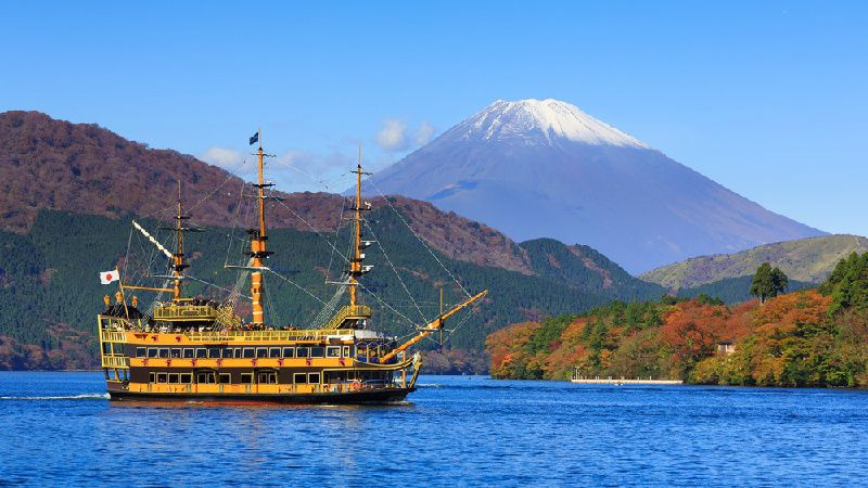 3-Day Hakone & Mt Fuji Self-Guided Tour