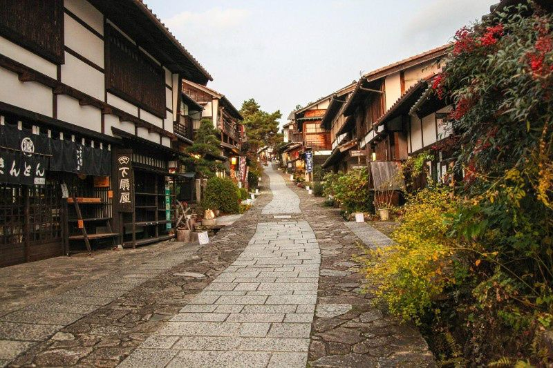 3-Day Nakasendo Trail Self-Guided Trek from Kyoto/Tokyo
