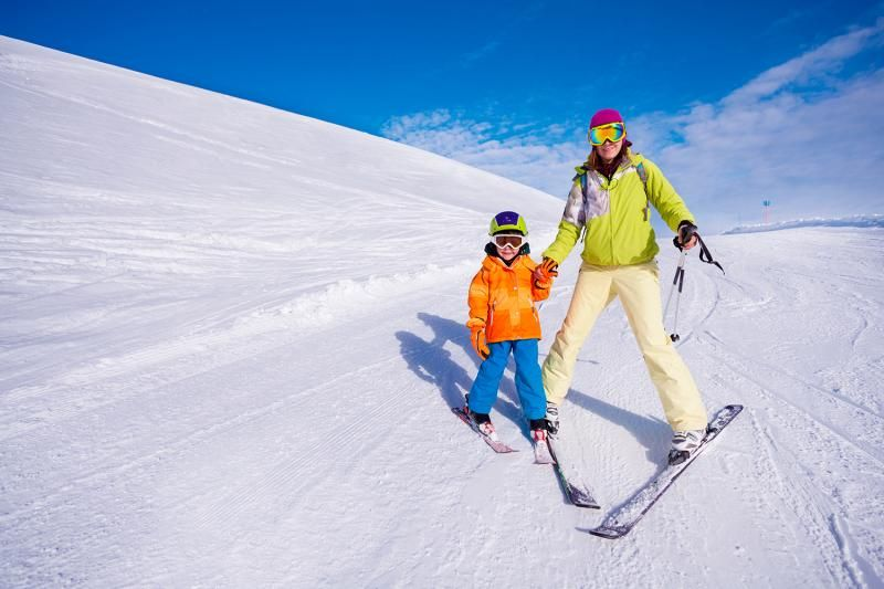 Private Mount Catedral Ski Lesson