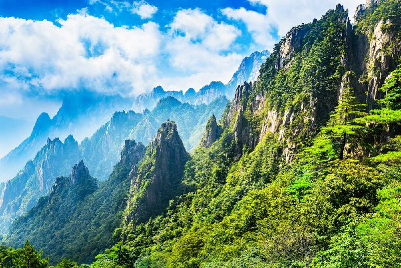 3-Day Mt. Huangshan Deep Experience Private Tour from Shanghai