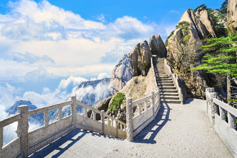 3-Day Deluxe Mt. Huangshan Deep Experience Private Tour from Shanghai