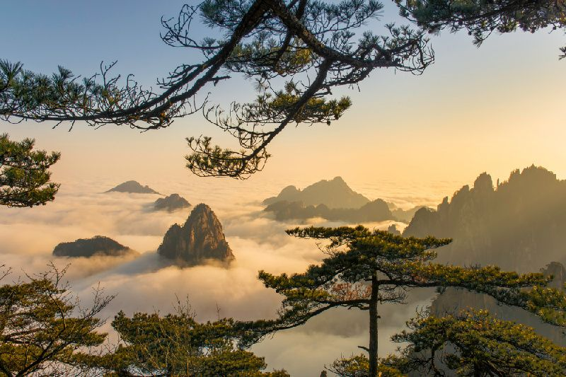 4-Day Mt. Huangshan Deep Private Experience