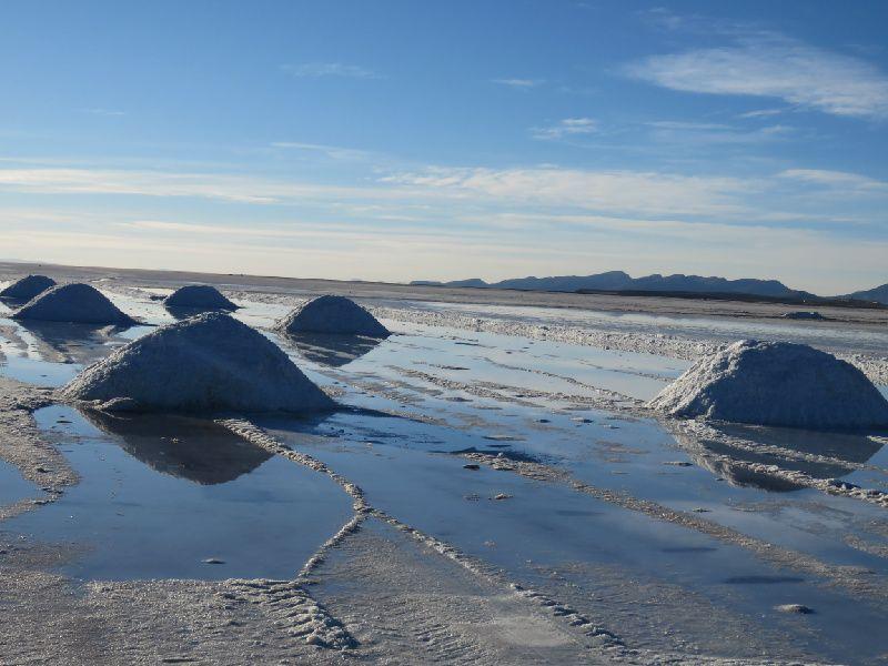 2-Day Uyuni Salt Flats and Potosi Tour from Uyuni