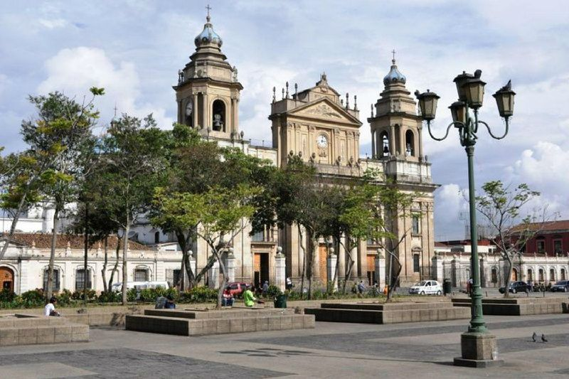 Private Guatemala City Tour: Morning or Afternoon