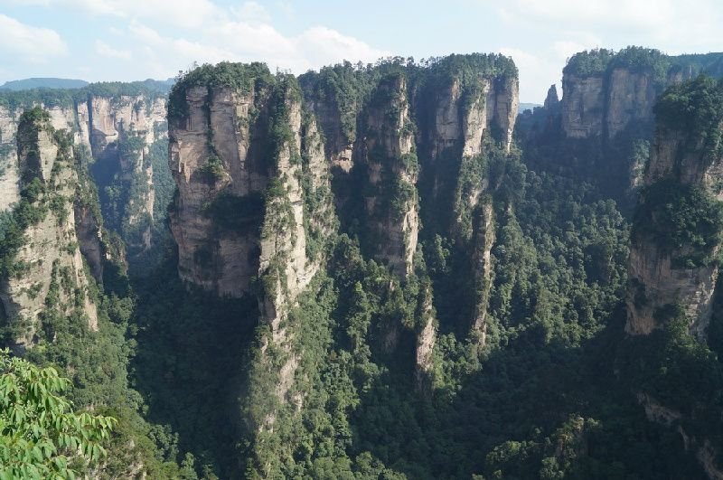 Zhangjiajie Grand Canyon Tour W/ Glass Bridge