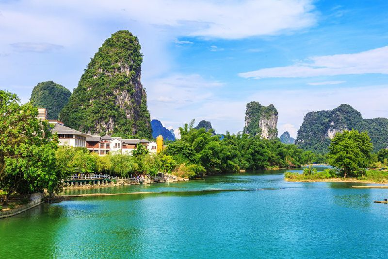 3-Day Guilin Tour Package w/ Li River Cruise