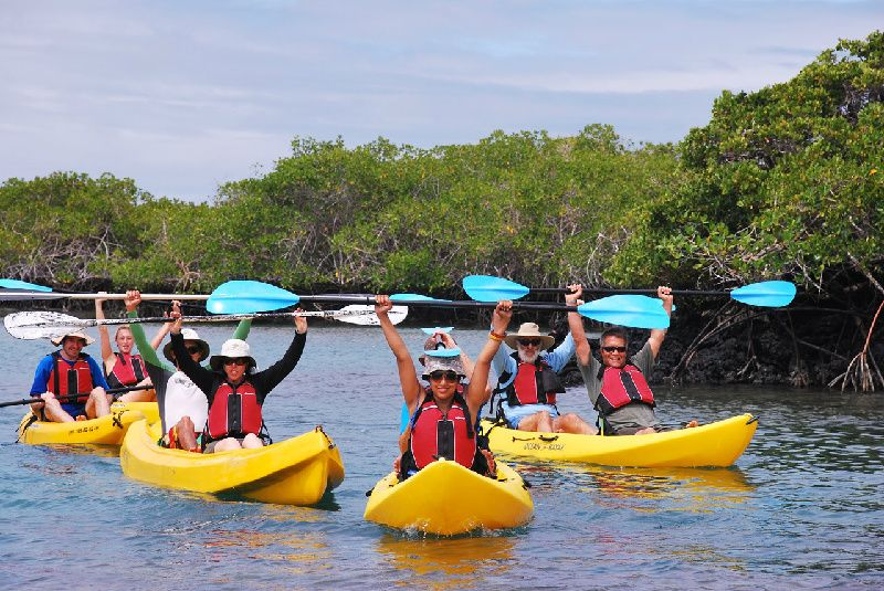 8-Day Galapagos Adventure Tour: San Cristobal - Santa Cruz - Isabela