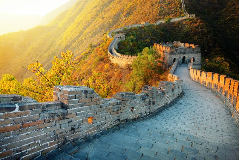 12 Days Great Wall Hiking: Laolongtou, Shanhaiguan, Chengde, Wohushan