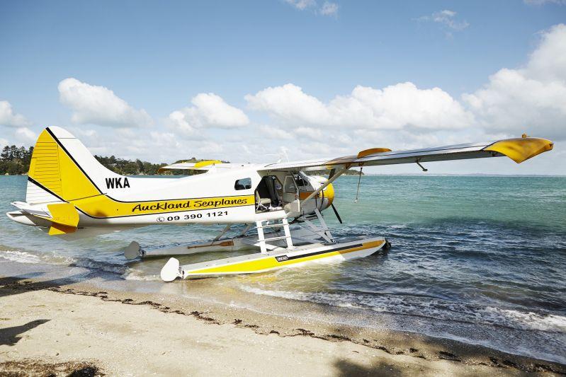 2-Day Waiheke Island Holiday W/ Seaplane Flight