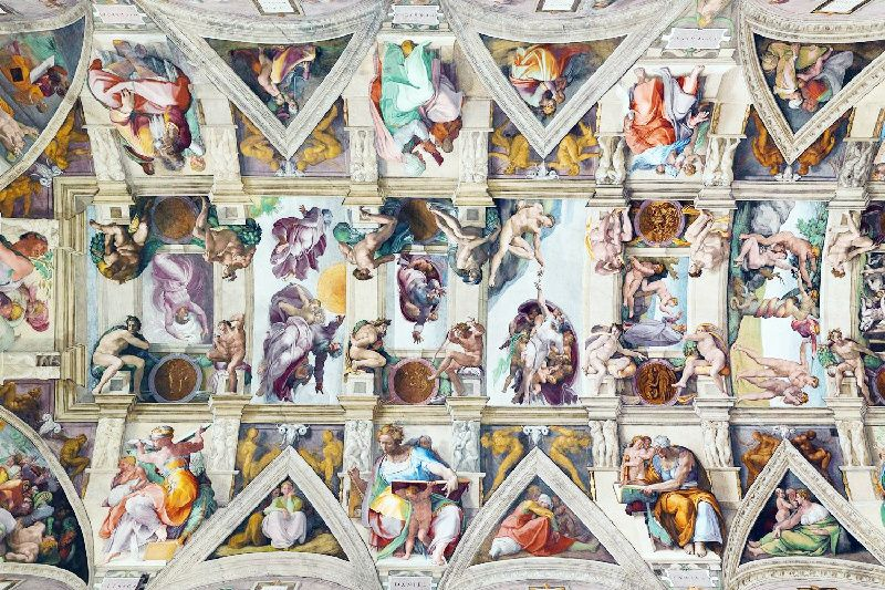 Sistine Chapel + Vatican Museums Early Access Ticket