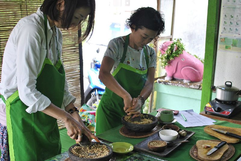 Private Bali Tour with Herbal Heritage Class (Jamu)