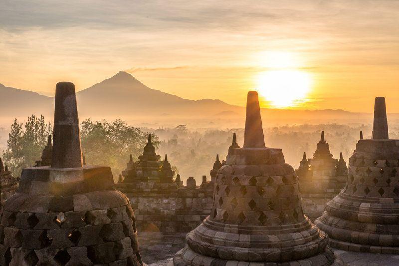 Private Yogyakarta Borobudur Sunrise Tour