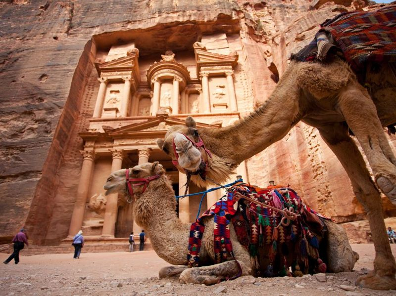 8-Day Jordan Tour From Amman: Dead Sea - Madaba - Petra - Wadi Rum