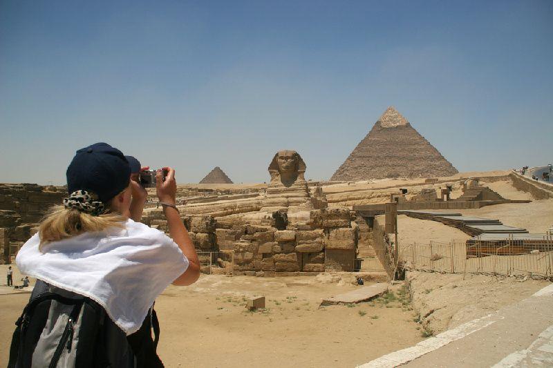 Giza Pyramids Tour W/ the Egyptian Museum