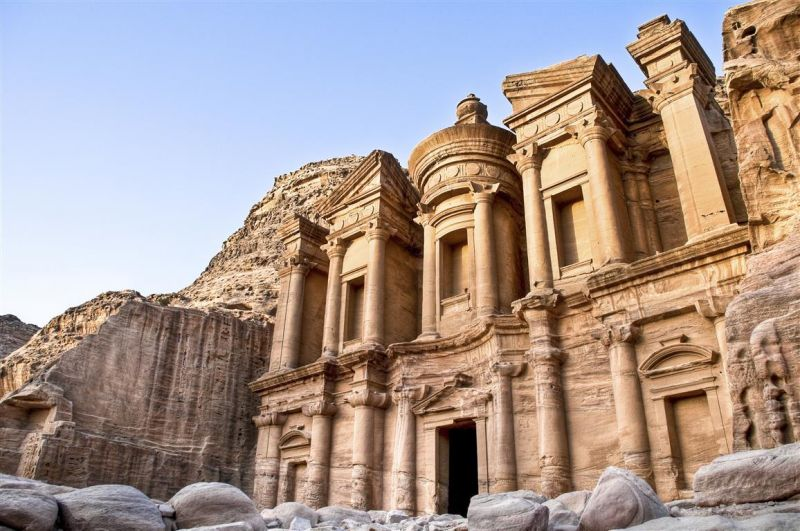 Petra Tour From The Dead Sea (Israel Hotels)