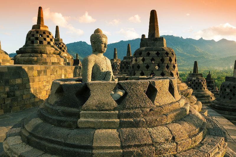 Private Yogyakarta Adventure to the Ancient Temples Tour