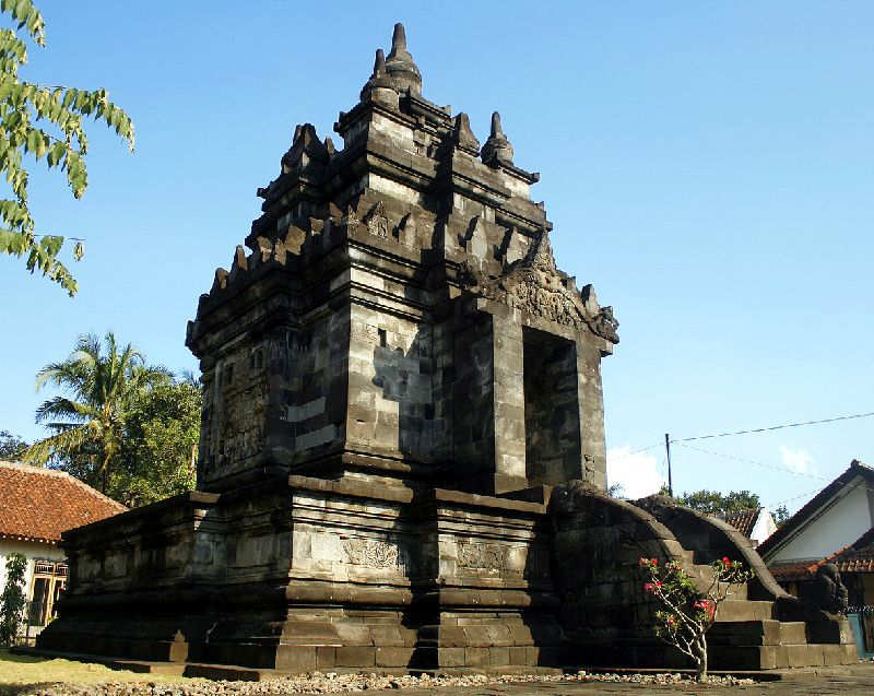 Private Half Day Yogyakarta City Tour