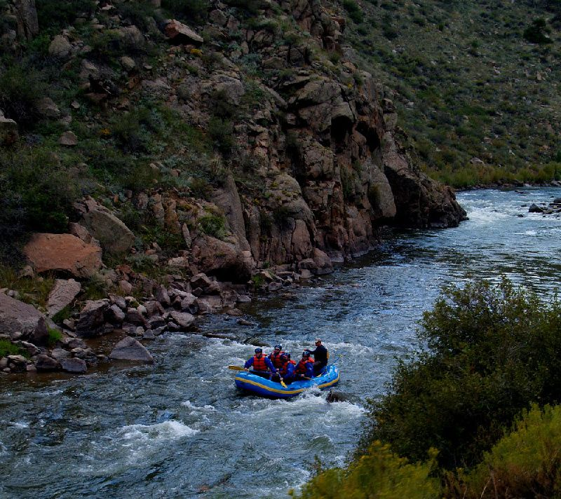 2-Day Westwater Canyon & Colorado River Rafting