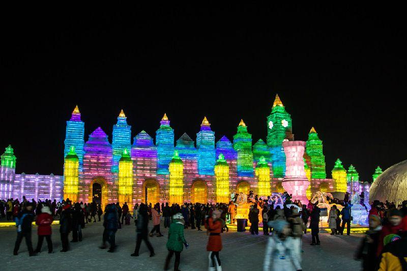 Harbin Tour w/ Optional Ice Lantern Show