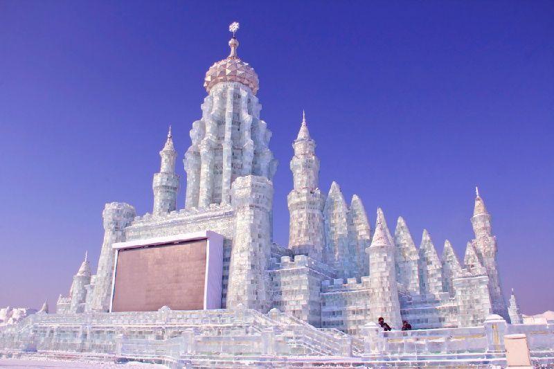 4-Day Harbin Snow & Ice Festival Holiday Package W/ Yabuli Ski Resort Package