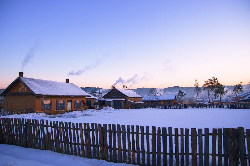4-Day North China Tour From Harbin: Mohe and Arctic Village