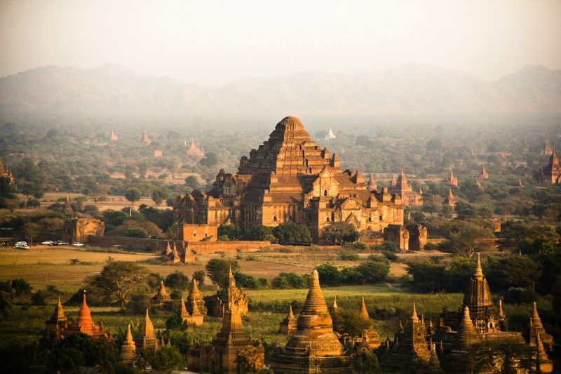 4-Day Introduction to Bagan Tour