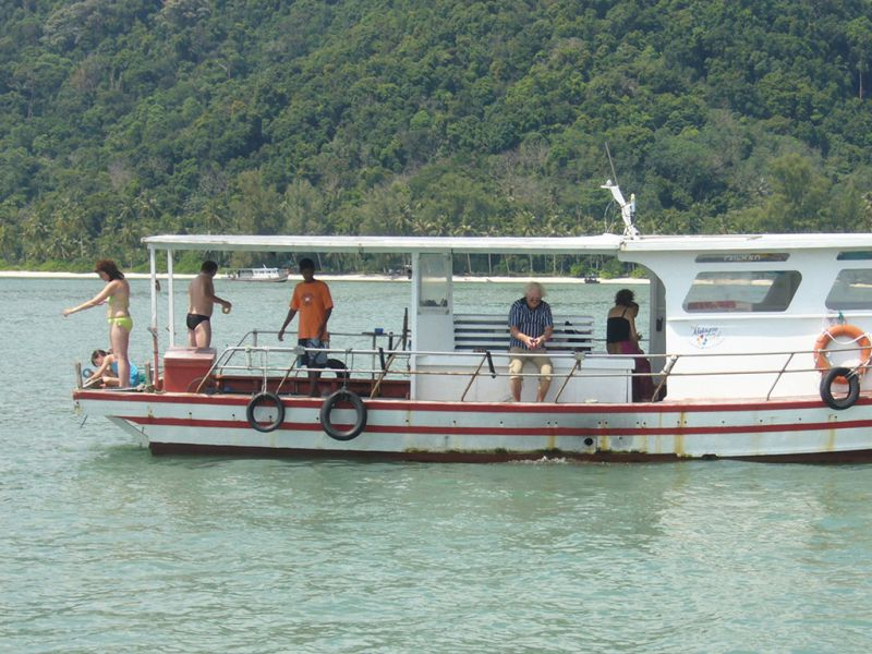 SIC Tour: Monkey Beach Excursion with Lunch from Penang