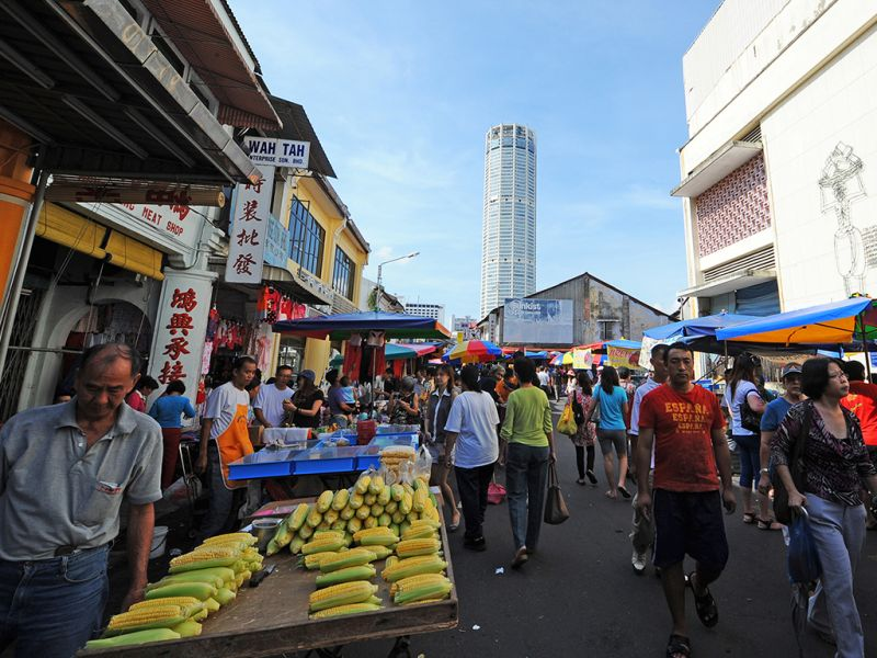 Private Tour: Living Culture of Penang