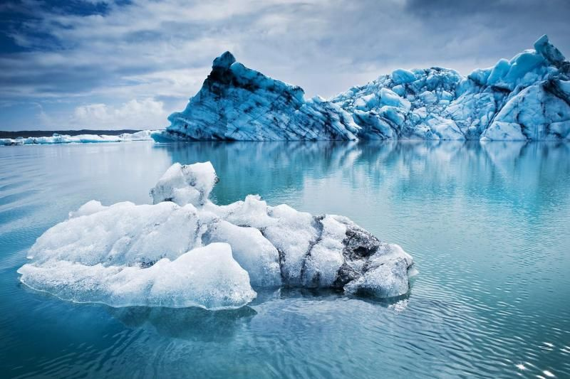 2-Day Iceland South Coast and Glacier Lagoon Tour w/ Glacier Hike