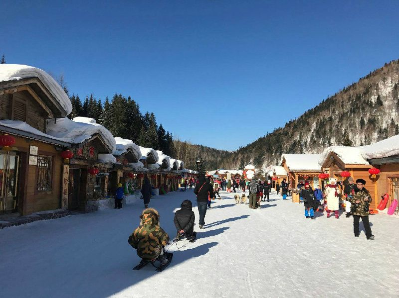 2-Day China's Snow Town Tour from Harbin