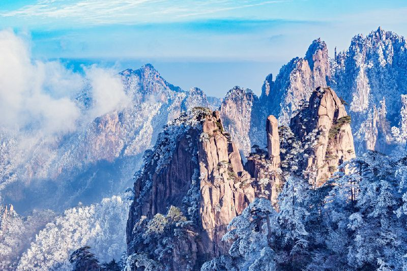 Mt. Huangshan Day Tour