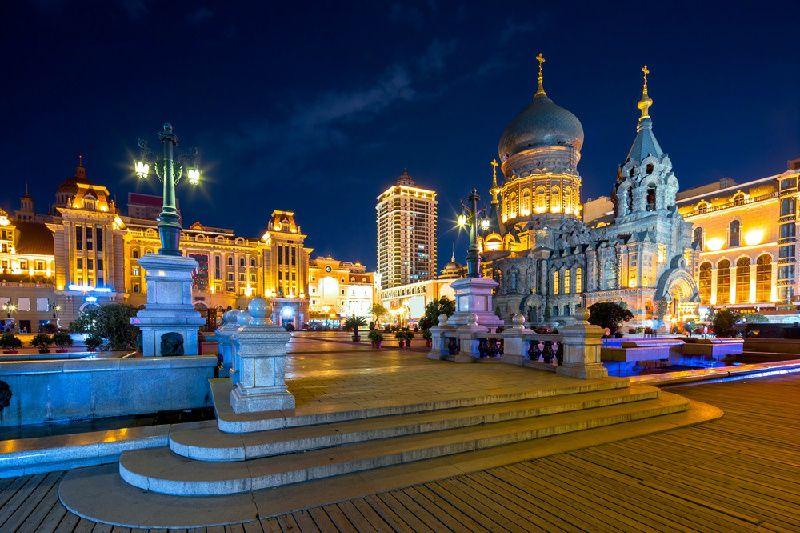 4-Day North China Harbin Winter Tour