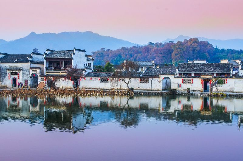 Hongcun and Nanping Day Tour