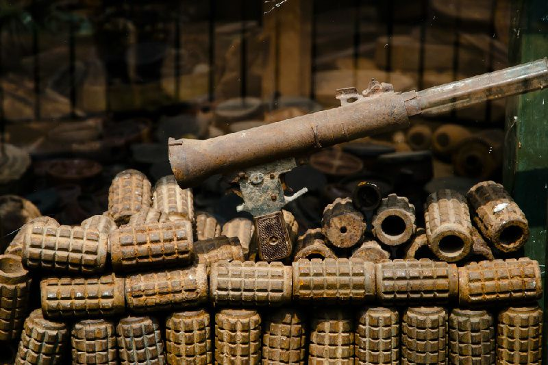 Cambodian Landmine Museum Tour