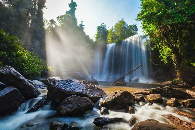 Private Phnom Kulen Waterfall Tour