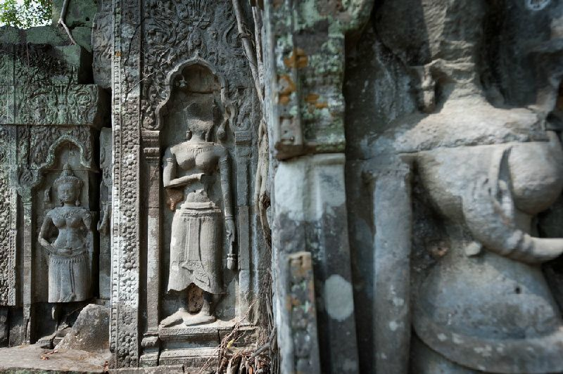 Private Beng Mealea and Koh Ker Tour