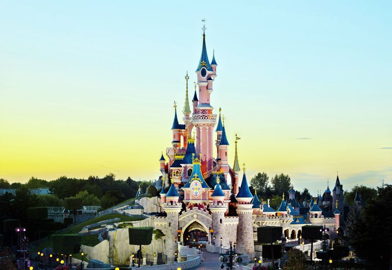 7-Day Europe Tour from London with Disneyland Paris