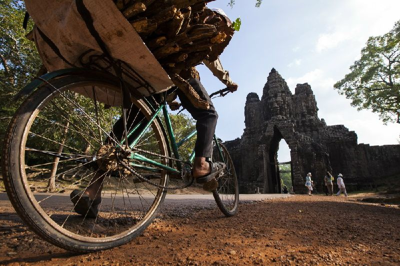 Private Angkor Bike Tour