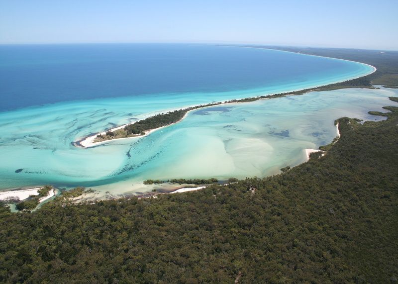 Remote Fraser Island Experience + Unique Fraser Island Tour Package