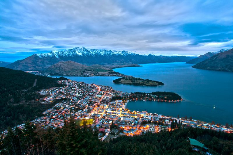 4-Day Highlights of South Island Tour from Christchurch