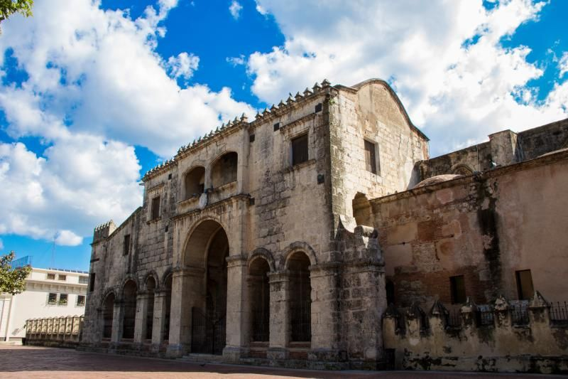 Colonial Santo Domingo Walking Tour